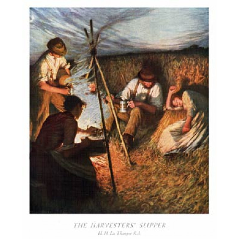 The Harvesters Supper