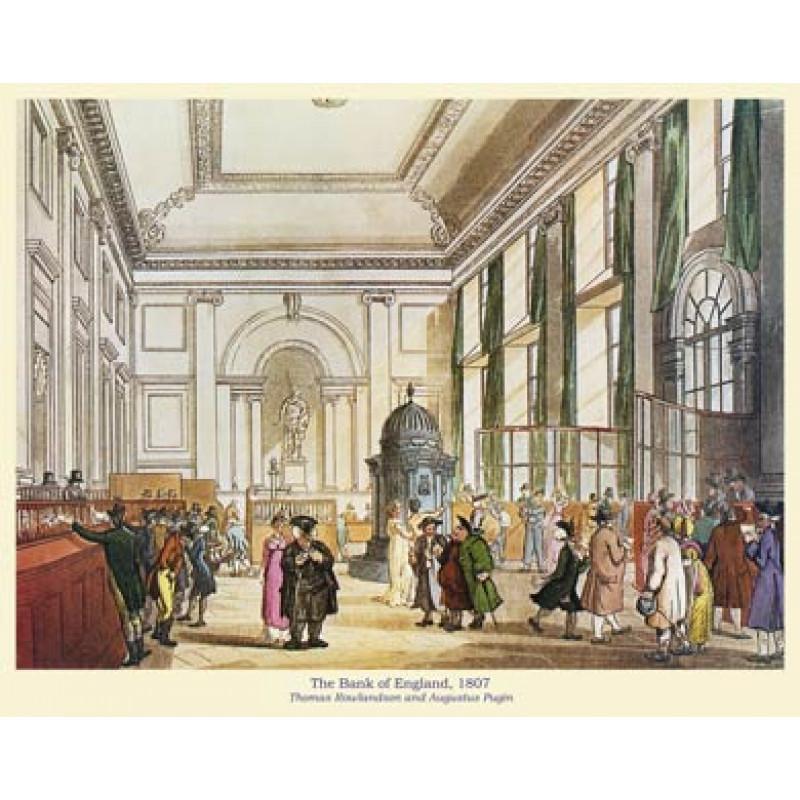 The Bank of England, 1807