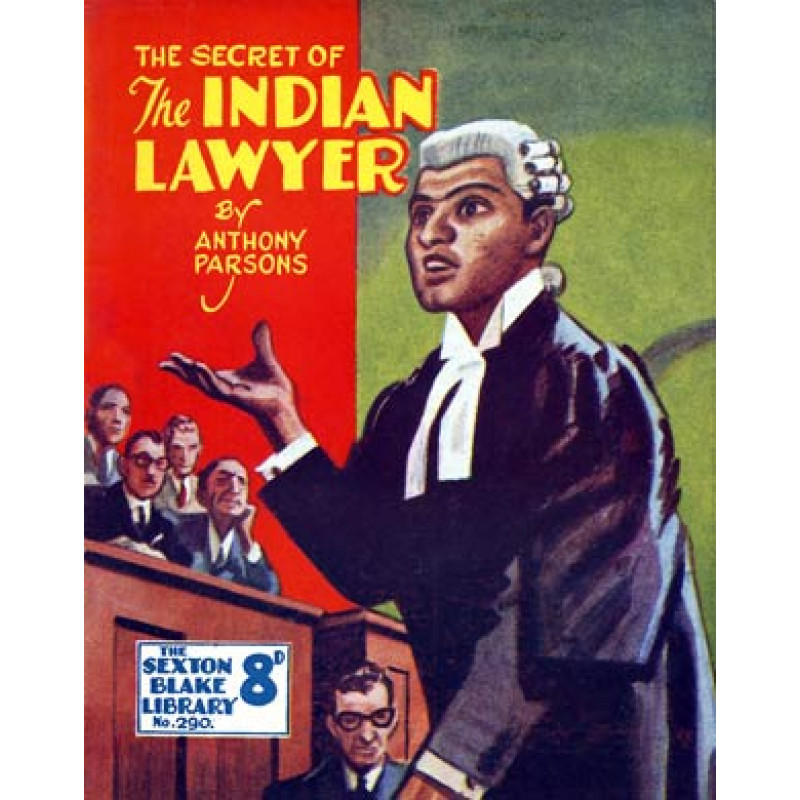 The Secret of the Indian Lawyer