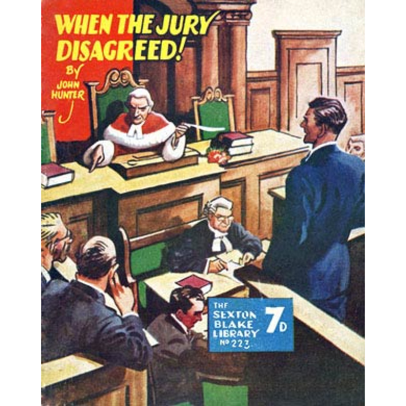 When The Jury Disagreed
