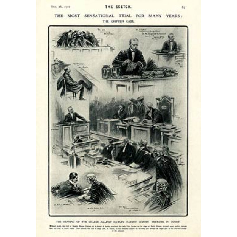 The Trial of Dr Crippen