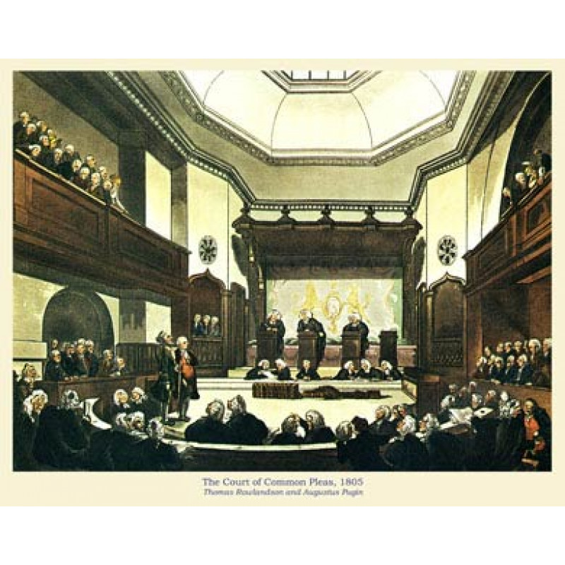 Court of Common Pleas, 1805