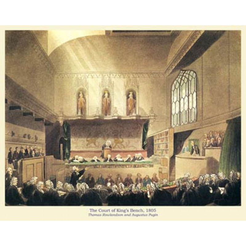 Court of King's Bench, 1805