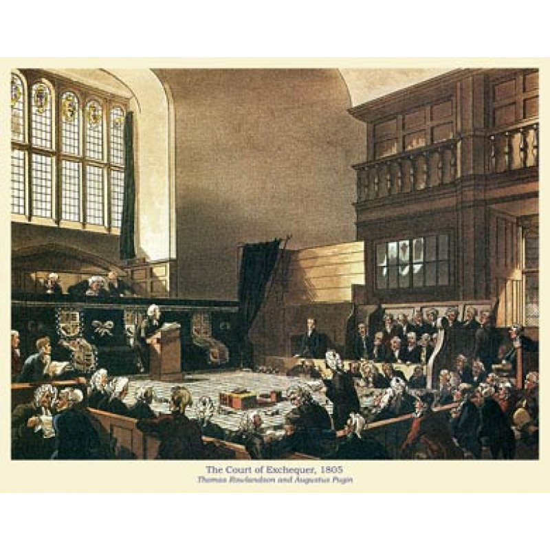 Court of Exchequer, 1805