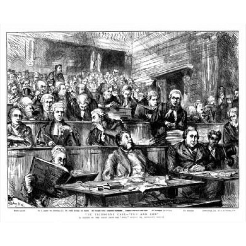 Tichborne Case, Pros & Cons