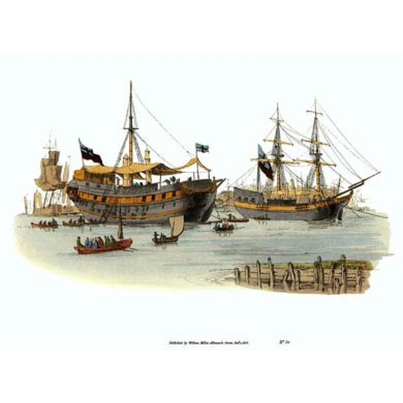 Prison Ships, 1805