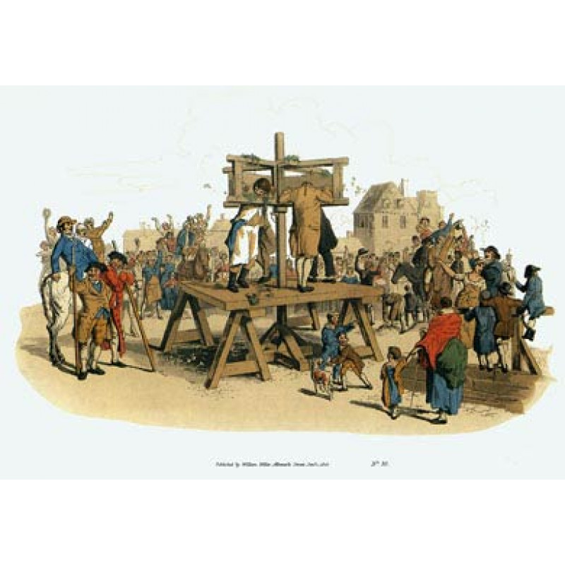 The Pillory, 1805