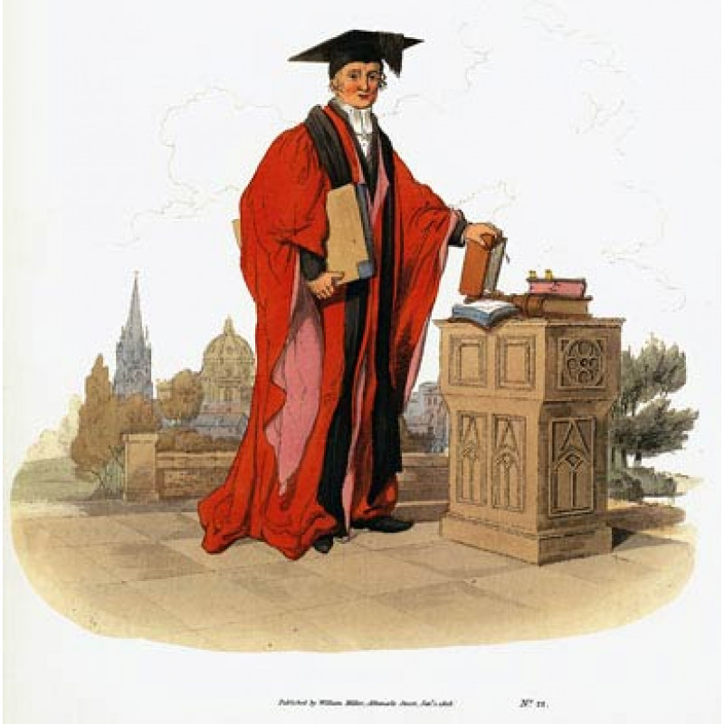 Doctor Of Civil Law, 1805