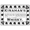 Kinahan's Irish Whisky 1902